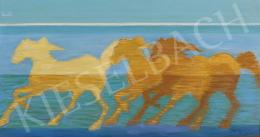 Dombay, Lelly (Dombay Lelli, Dornis Istvánné) - Running Stud