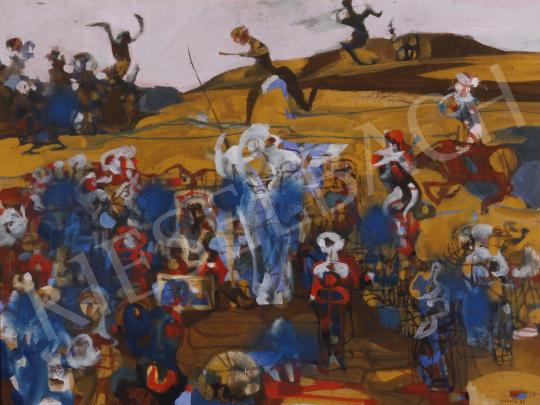 For sale Scholz, Erik - Affair 's painting