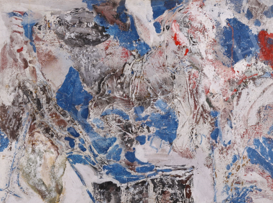 Eladó Scholz Erik - Születés festménye