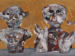 Scholz, Erik - Two Creatures, 1969