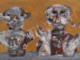 Scholz Erik - Két lény, 1969
