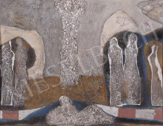 Eladó Scholz Erik - Sorsaink, 1989 festménye