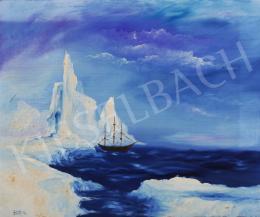 Bari Janó - Vitorlás a jeges vizen