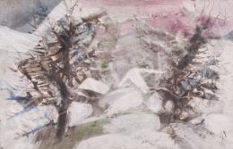 Cs. Nagy, András - Wintry Landscape