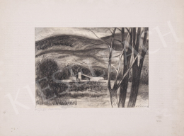 Gádor, Emil - Landscape