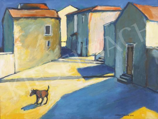 Eladó Kovács Tamás Vilmos - Egyedül festménye