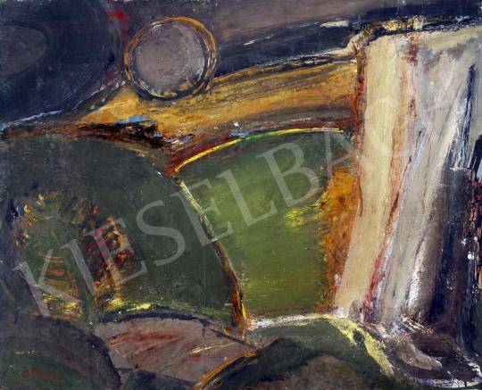 Eladó Bencs Gábor - Táj festménye