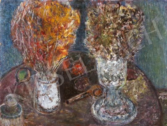 For sale Tóth-Vissó, Árpád - Autumn Still Life 's painting