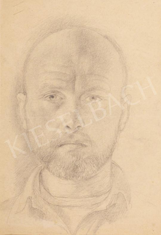 For sale  Szabó, Vladimir - Self-Portrait 's painting