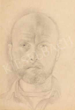 Szabó, Vladimir - Self-Portrait