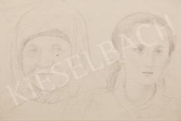 Szabó Vladimir - Női arcok
