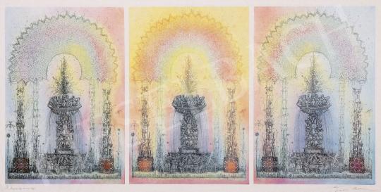 Gross Arnold - Reneszánsz festménye