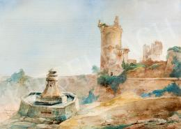 Forray Iván - Nepi romjai Olaszhonban, 1842