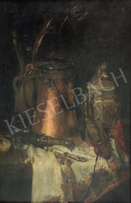 Tornai Gyula - Csendélet, 1888