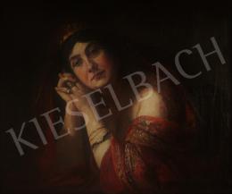Tornai Gyula - Női portré, 1912