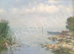 Halasi Horváth István - Balaton ősszel