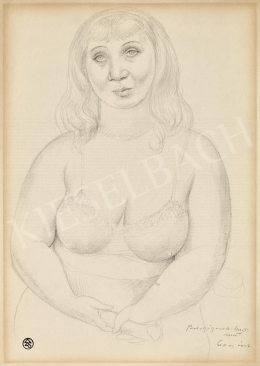 Szabó Vladimir - Fiatal nő