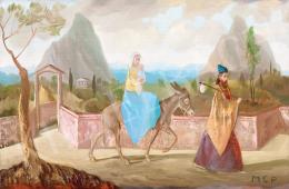 Molnár C. Pál - Menekülés Egyiptomba