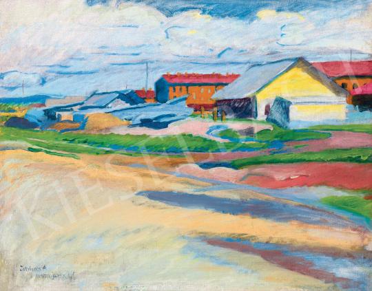 Jakobovits Artúr - Krasnojarsk, 1916 | 55. Tavaszi Aukció aukció / 44 tétel