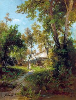 Molnár, József - Walk in Spring