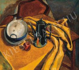 Tihanyi Lajos - Csendélet (1909)