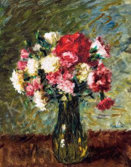 Koszta, József - Still Life of Flowers, 1920's
