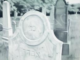 Fehér László - Zsidó temető, 2010