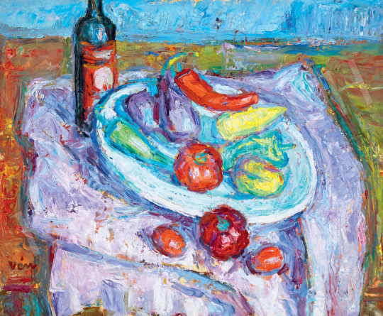 Vén, Emil - Still Life | 55th Spring Auction auction / 151 Item