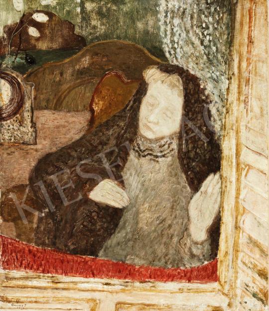 Ámos, Imre - Memories, 1935 | 55th Spring Auction auction / 200 Item