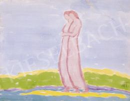 Mattis Teutsch, János - Landscape with figures