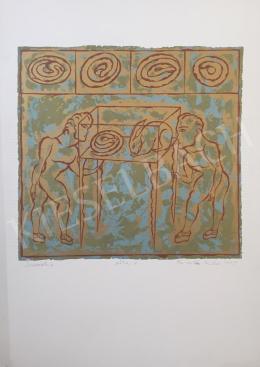 Rácmolnár, Sándor - Symmetry, 1995
