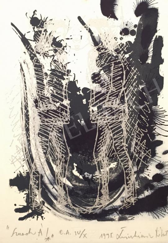 Eladó  Swierkiewicz Róbert - Szurok Á, 1995 festménye