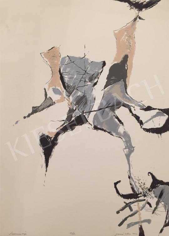 Eladó Damó István - Vég, 2002 festménye