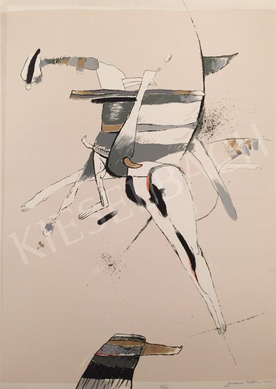 For sale Damó, István - Composition, 2001 's painting