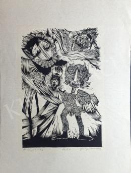 Szilágyi, Imre - Lantern, 1982