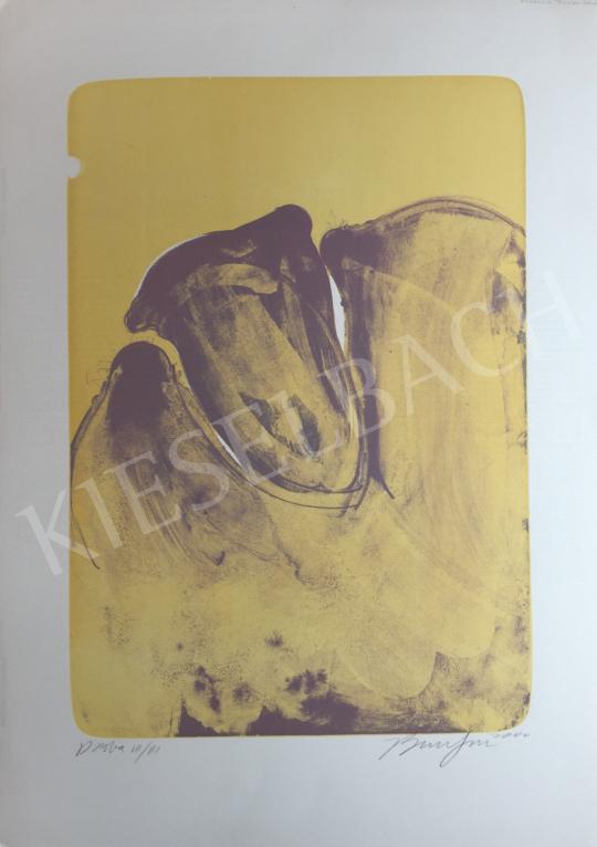 Eladó  Frederick D. Bunsen - Kompozíció, 2000 festménye