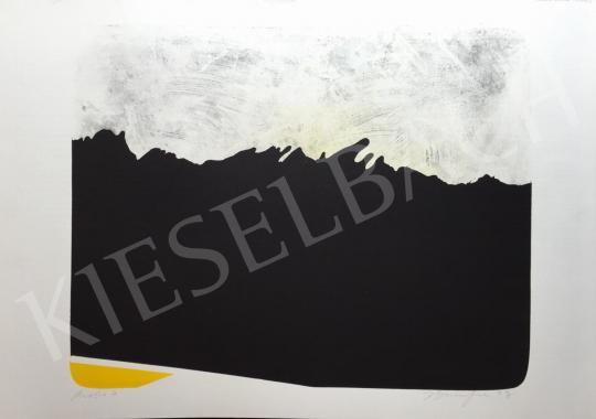 Eladó  Frederick D. Bunsen - Kompozíció, 1998 festménye