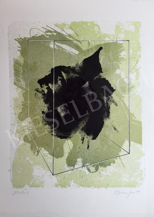 Eladó  Frederick D. Bunsen - Kompozíció, 1999 festménye