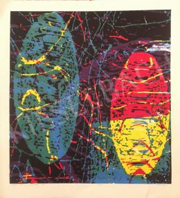 Haász Ágnes - Fénykarc I., 1997