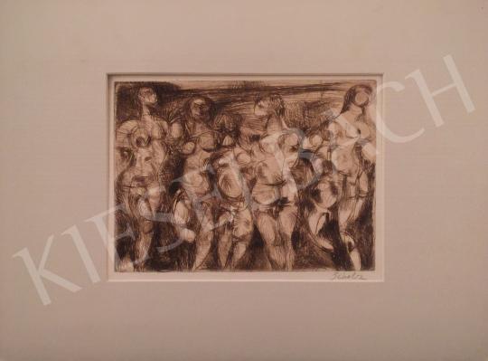 Eladó Scholz Erik - Női aktok festménye