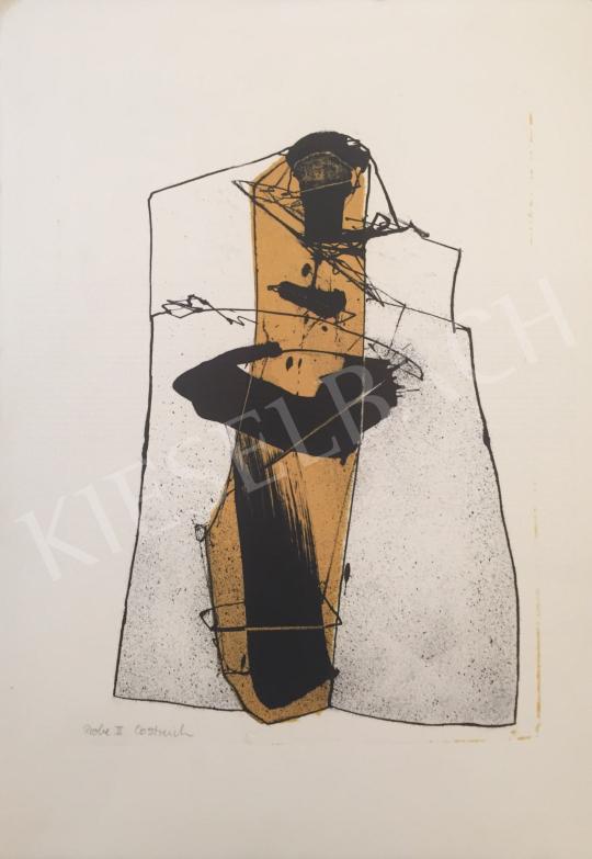 Eladó  Ismeretlen művész Oestreich szignóval - Próba II.,1996 festménye