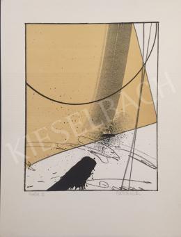 Ismeretlen művész Oestreich szignóval - Próba II.,1996