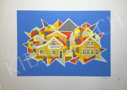 Hegyi, György (Schönberger György) - Houses