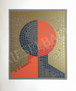 Hegyi, György (Schönberger György) - Head, 1992