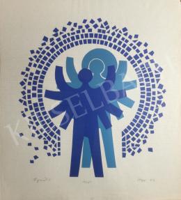 Hegyi, György (Schönberger György) - Figures, 1982