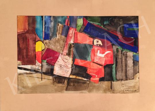 For sale Bartha, László - Composition 's painting