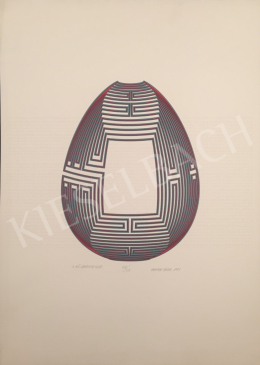 Prutkay, Péter (Prutkai Péter) - The Small Labyrinth Egg, 1996