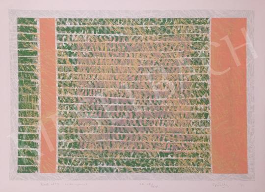 Eladó  Győrffy Sándor - Kert No. 9, 1999 festménye