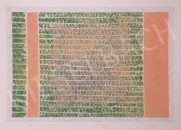 Győrffy Sándor - Garden No. 9, 1999