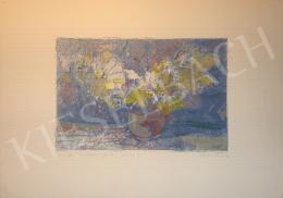 Vilhelm Károly - Virágcsendélet, 1997